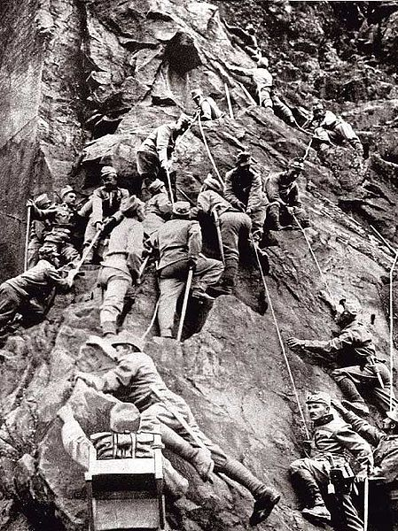 Austro-Hungarian Mountain Troops