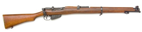 Enfield SMLE Non-firing Replica Rifle with working bolt action firing mechanism