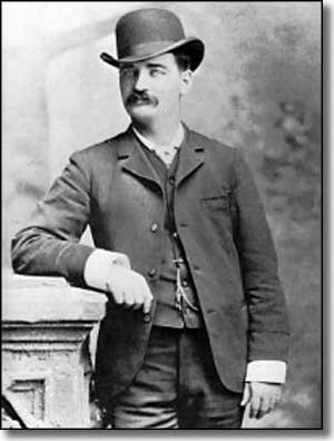 1879 Photo of Bat Masterson