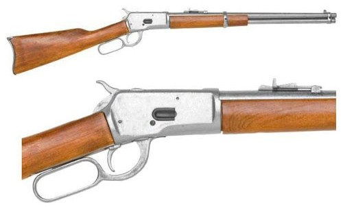 1892 Lever-Action Carbine, gunmetal gray finish