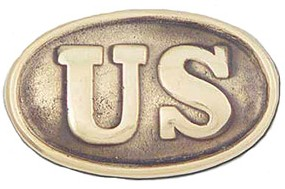 Civil War Union enlisted belt buckle