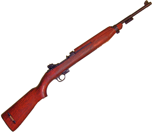 M1 Carbine replica rifle without sling