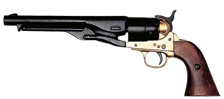 What Is The Most Powerful Cap And Ball Revolver 108