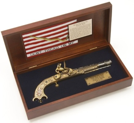 Lexington Revolutionary Flintlock Boxed Set