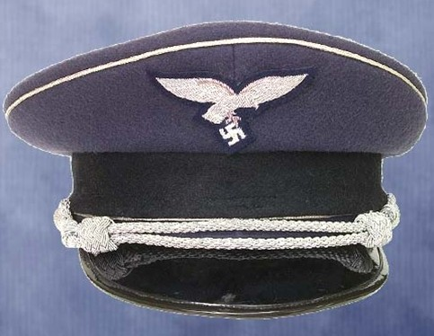 Luftwaffe Offer Visor Cap