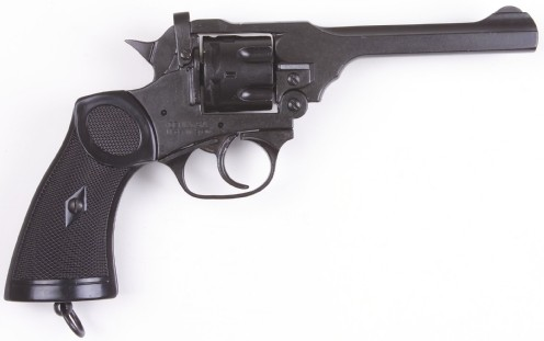Webley 1932 issue Mk IV British revolver