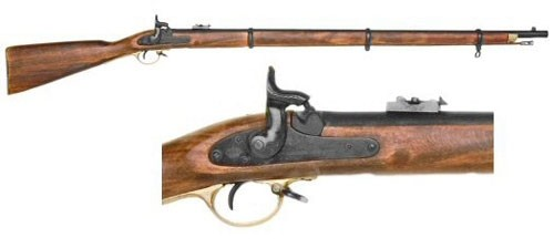 1853 Enfield 3-band Musket replica