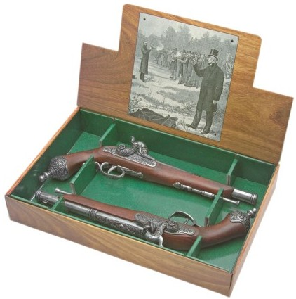 1825 Italian Percussion Duel Pistol Pair