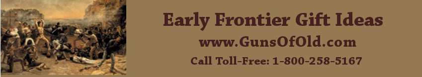 www.gunsofold.com early frontier gift guide page header