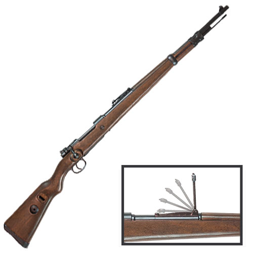 German K98 rifle